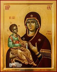 График пребывания иконы Божией Матери «Троеручица» в Томской епархии